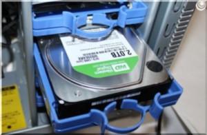 Festplatte klackert oder klickt ?